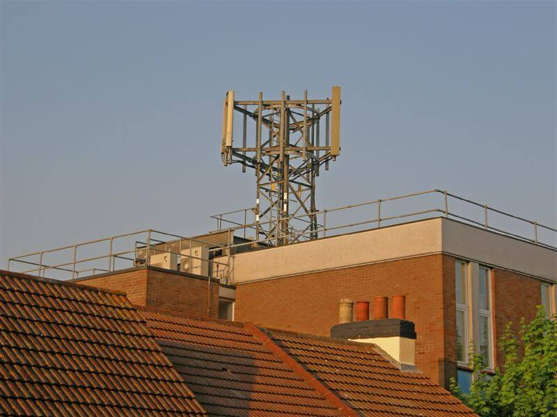 Phone mast rent reviews